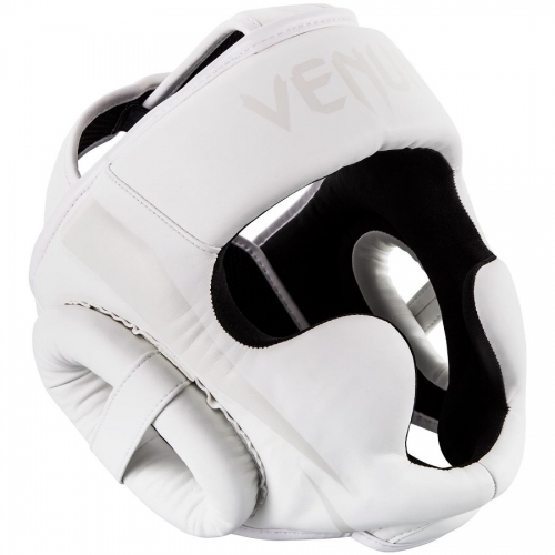Боксерский шлем Venum Elite Headgear (VENUM-0987-WW) Ice
